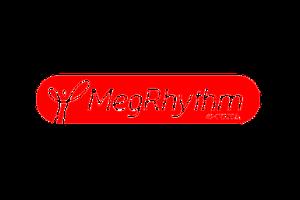 meg rhythm logo